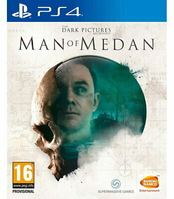 The Dark Pictures Anthology - Man of Medan (PS4) **Pre Release**