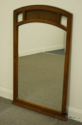 "STANLEY FURNITURE Campaign Style 30x48"" Dresser / Wall Mirror 920-33"