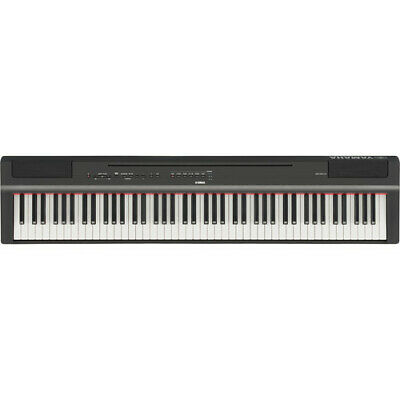 Yamaha P125B 88-Key Weighted Action Digital Piano w/ Pedal, Stand, Bench, & more