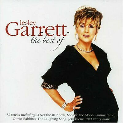 The Best of Lesley Garrett -  CD ISVG The Cheap Fast Free Post The Cheap Fast