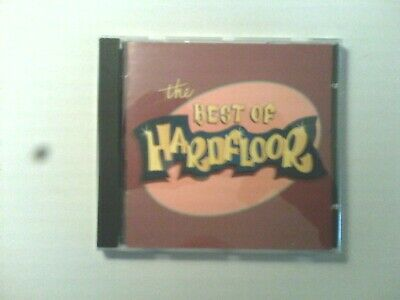 HARDFLOOR:THE BEST OF 2/Cd NEW ORDER DEPECHE MODE MORY KANTE BASSHEADS