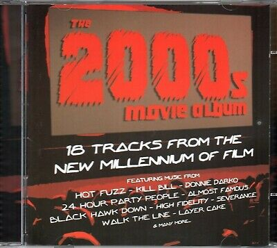 2000s Movie Album CD (Stereophonics/Weezer/T Rex/Small Faces/Janes Addiction)