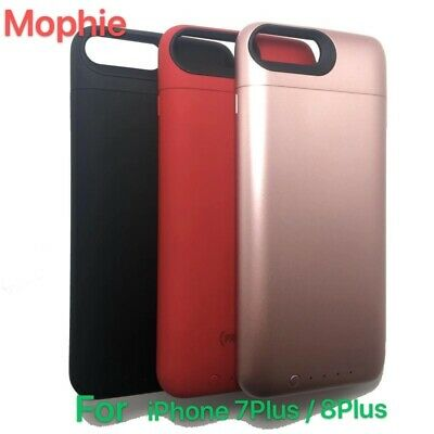 Mophie Juice pack air battery case Qi wireless for iphone7Plus / 8Plus 2420mah