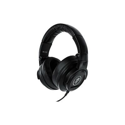 Mackie MC-250 Professional Closed-Back Over-Ear Reference Headphones
