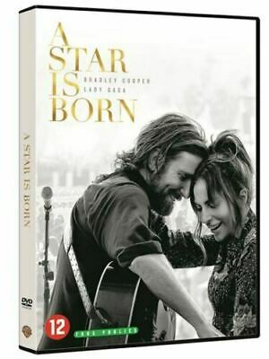 "DVD ""A star is born""     Lady Gaga   NEUF SOUS BLISTER"