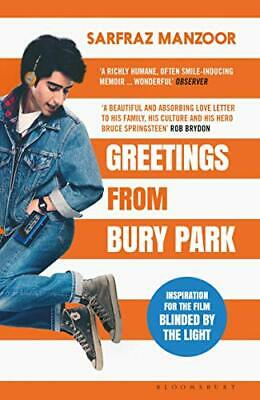 Greetings from Bury Park: Inspiration for the film 'Blind... by Manzoor, Sarfraz
