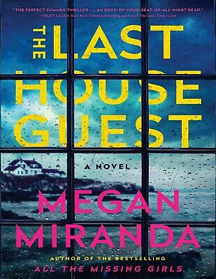 The Last House Guest by Megan Miranda 2019 (E-B0K&AUDI0B00K||E-MAILED) #2