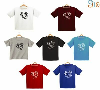 Bike Until Kids Boys Girls T Shirts Cycling Fashion Funny Cute Tee Dope Swag