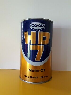 Vintage Oil Can Co-op