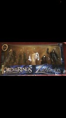 The lord of the ring lothrien gift pack TOY BIZ