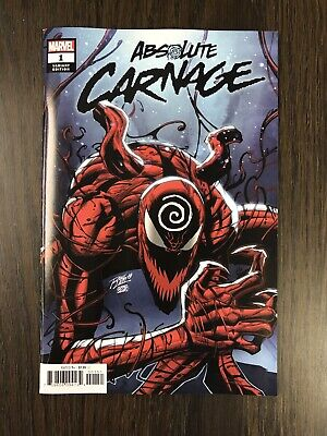 Absolute Carnage #1 (2019) Ron Lim Cover Donny Cates Marvel Comics