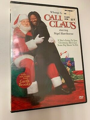 Call Me Claus (DVD, 2001) BRAND NEW! FACTORY SEALED!