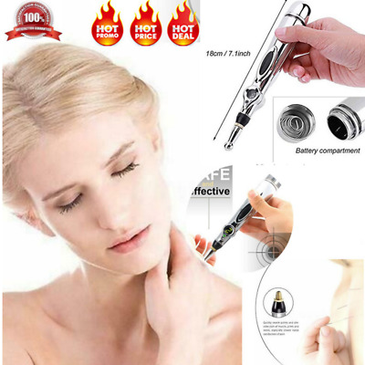Zen Pen Acupuncture Massage Therapy Heal Pain Relief Safe Health