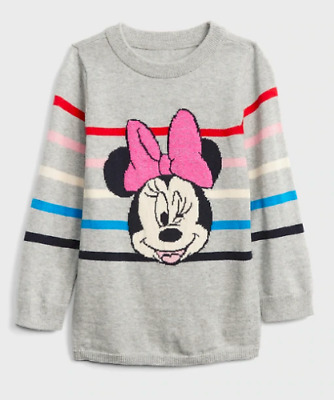 NWT Baby Gap Disney Minnie Mouse Skiing Dress Baby Toddler Girl