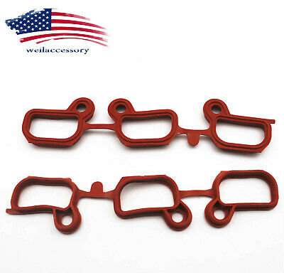 Elring Made in Germany BMW  E46 E39 Intake Manifold Gasket Set 11611436631
