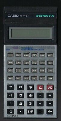 Casio fx-100D Super-FX Electronic Calculator