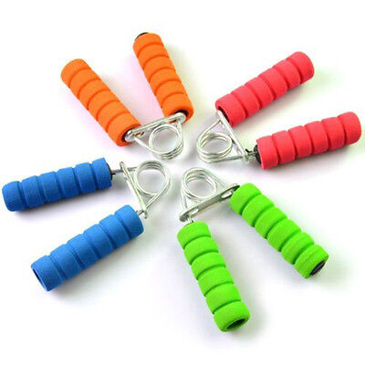 Foam Hand Grippers Fitness Grip Forearm Heavy Strength Grip Arm Exercise Wrist O