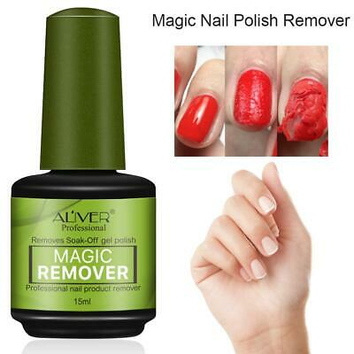 Burst Nail Gel Magic Remover Nail Polish UV Gel Soak Off Clean Degreaser Pro