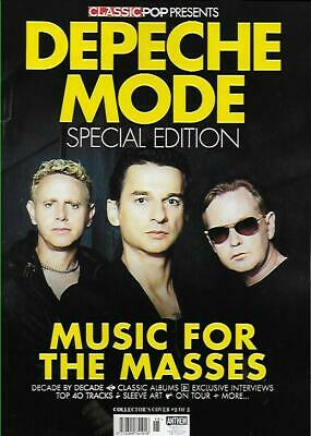 CLASSIC POP PRESENTS;Depeche Mode(Cover 2)*Post included to UK/Europe/USA/Canada