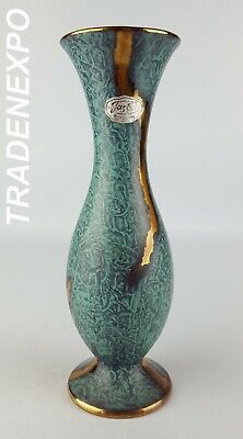 Vintage 1955-58's JASBA KERAMIK Jaspatina Vase West German Pottery Fat Lava Era
