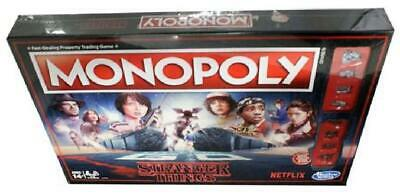 Monopoly: Stranger Things (Hasbro) Netflix Near Mint HT1
