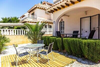 Spanish 3 Bed Villa in Cabo Roig,Costa Blanca Nr VillaMartin.Pool.25th JULY 7 NT