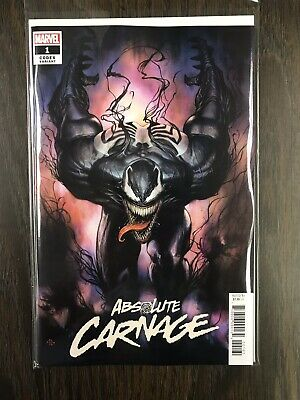 Absolute Carnage #1 (2019) 1:25 Adi Granov Variant Donny Cates Marvel Comics