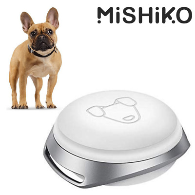 Dog GPS Tracker & Fitness Planner by Mishiko. No SIM card required