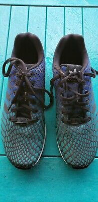 huge selection of 22d4f fcd3e ADIDAS ZX FLUX Xeno Onyx Iridescent sz 8 Exclusive - $170.00 ...