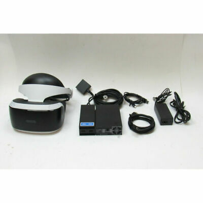 Sony PlayStation VR Headset . Rarely used.