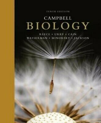 Campbell Biology by Peter V. Minorsky, Michael L. Cain, Lisa A.SHIPPED BY EMAIL