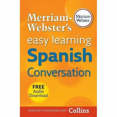 Merriam-Webster's Easy Learning Spanish Conversation - Paperback NEW  2011-06