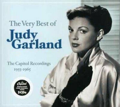 The Very Best Of Judy Garland -  CD CUVG The Cheap Fast Free Post The Cheap Fast
