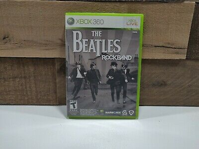 XBOX 360 THE Beatles: Rock Band Limited Edition Bundle 2009