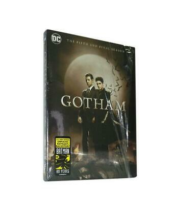Gotham: Season 5 ( 3-Disc Set) Brand New  free shipping