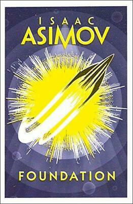 Foundation by Isaac Asimov Paperback NEW Book