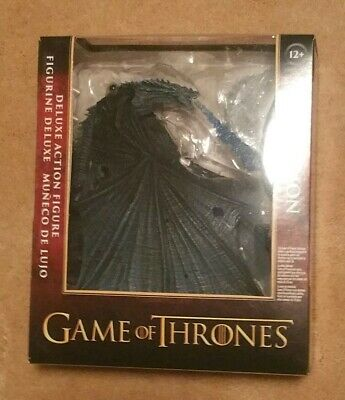 McFarlane Game of Thrones Deluxe Box  Version (Ice Dragon) Action Figure 24 hrs