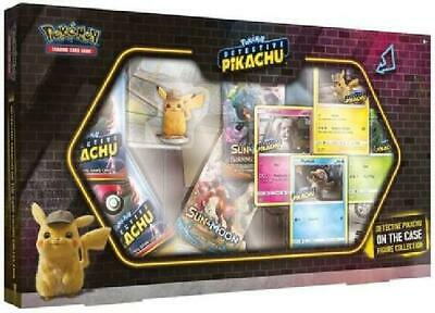 Detective Pikachu On the Case Figure Collection Box (Pokemon) Sealed