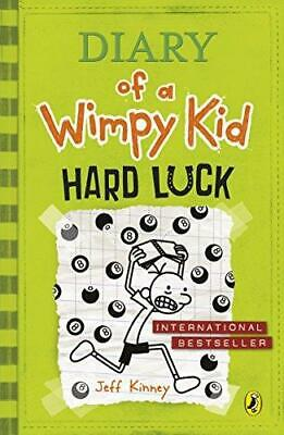 Hard Luck Diary of a Wimpy Kid book 8 by Jeff Kinney Paperback NEW Book