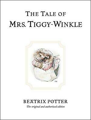 The Tale of Mrs. Tiggy-Winkle by Beatrix Potter Hardback NEW Book