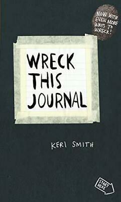 Wreck This Journal by Keri Smith New Paperback Book