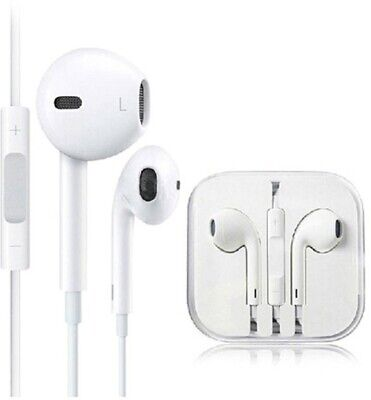 Genuine Apple Headphone Earphone Ear-pods for iPhone 6 6s 5s Hands-free with mic