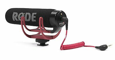 Rode VideoMic Go Light Weight On-Camara Microphone Free Shipping Warranty New