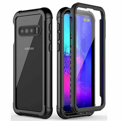 Full Body Heavy Duty Drop Proof Case Cover for Samsung Galaxy S10 S9 S8 Plus
