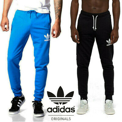 Adidas Originals Men's Trefoil Sweat Pants Trousers ✅ FREE NEXT DAY DELIVERY ✅