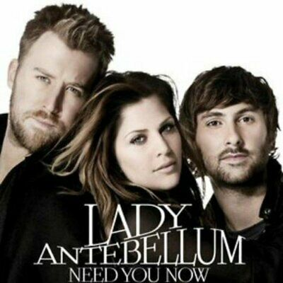 Lady Antebellum - Need you now CD NEU OVP