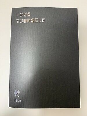 BTS Love Yourself Tear [U Version] Album US SELLER (NO PHOTOCARD)