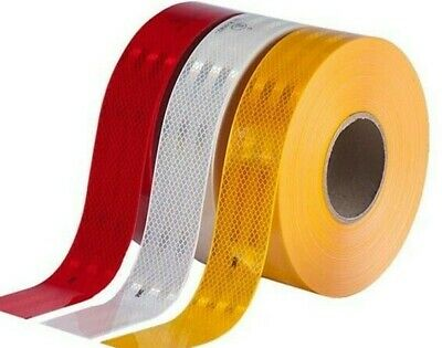 Diamond  Grade ECE 104 Conspicuity Reflective Tape High Quality Self-Adhesive