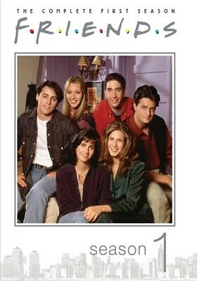 Friends: The Complete First Season (DVD,2002)