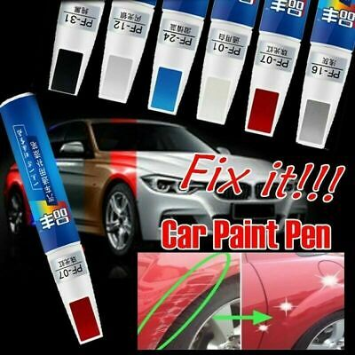 Auto Car Coat Paint Pen Touch Up Scratch Clear Repair Remover Applicator Tool U7